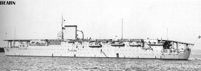 Béarn en 1928