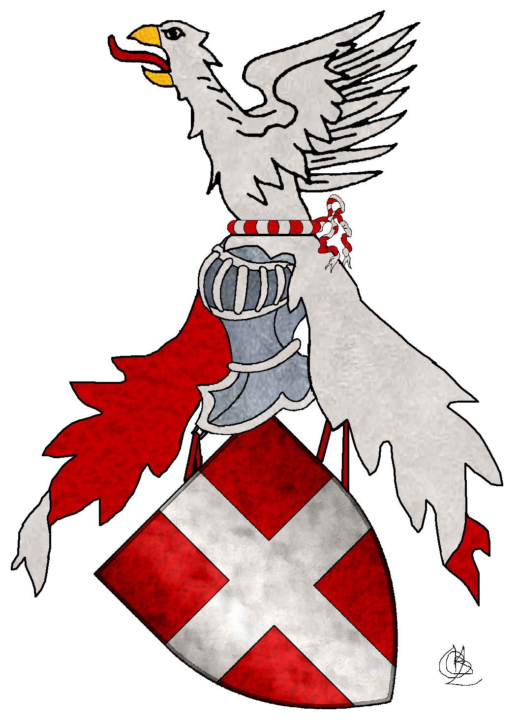 Armoiries d'Aspremont après 1095