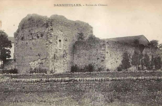 Chateau de Darnieulles