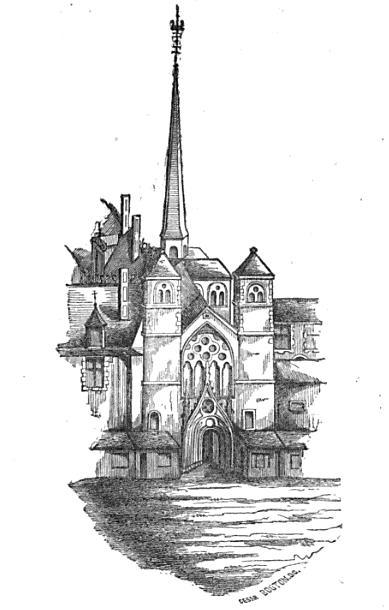 Collégiale Saint Georges de Nancy