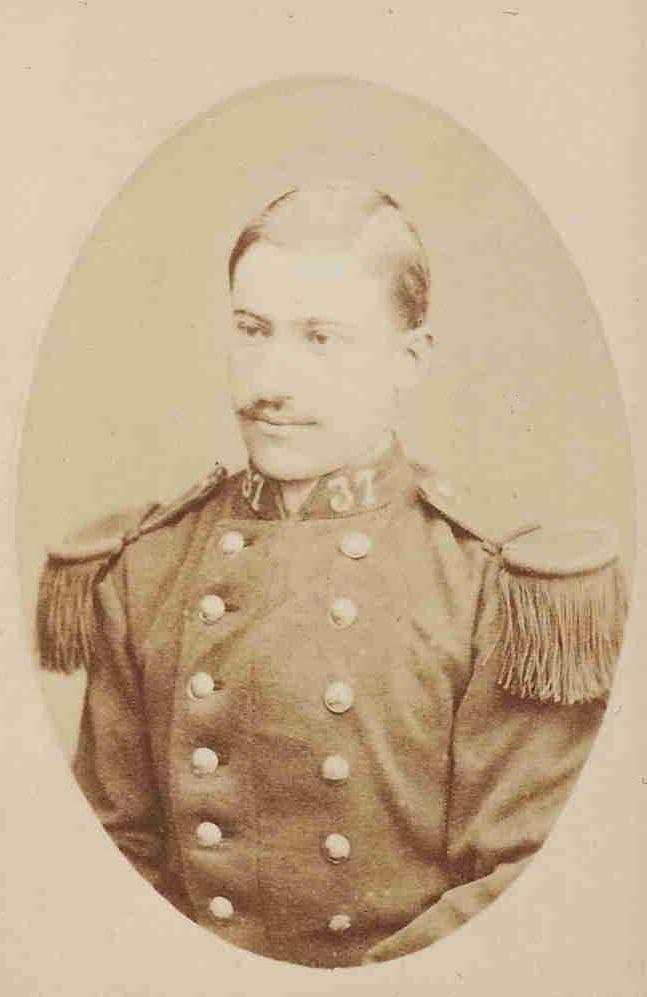 Service Militaire Louis DUVAL