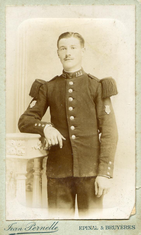 Service Miliraire Louis Duval