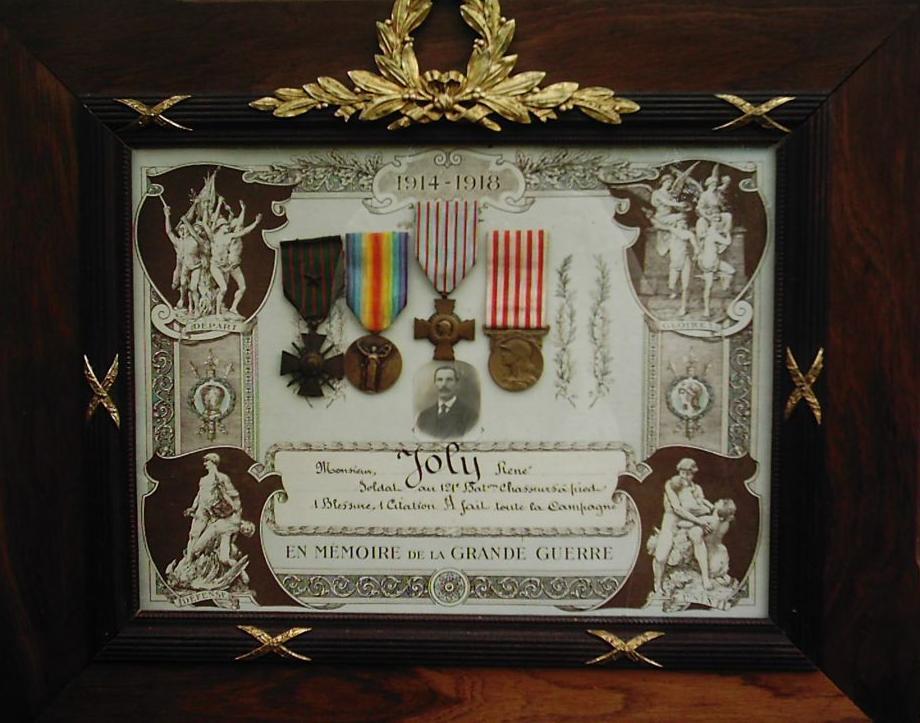 Médailles René JOLY