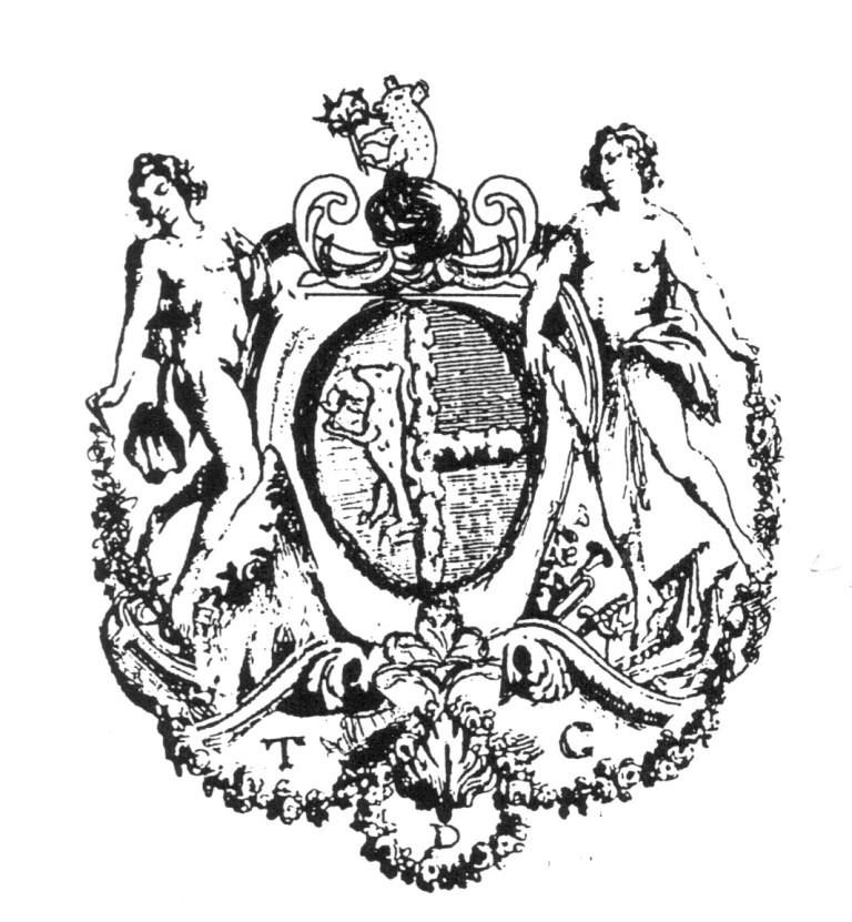 Armoiries Thomassin Charmes Vesoul